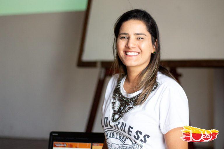 """Fernanda Loureiro, psicóloga do CAD: """"é momento de olharmos para frente, de nos encontrarmos com nós mesmos"""""""